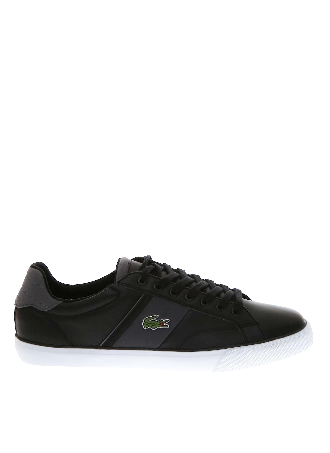 Lacoste Erkek Siyah - Gri Günlük Ayakkabı 41 5000203184003 Ürün Resmi