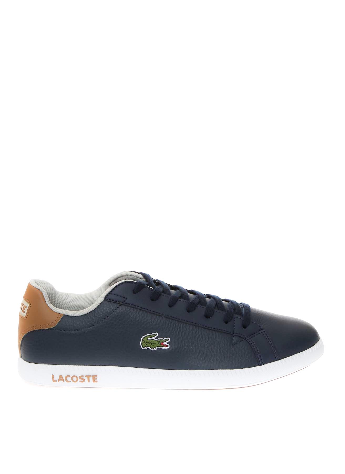 Lacoste Erkek Lacivert Lıfestyle Ayakkabı 43 5000203198005 Ürün Resmi
