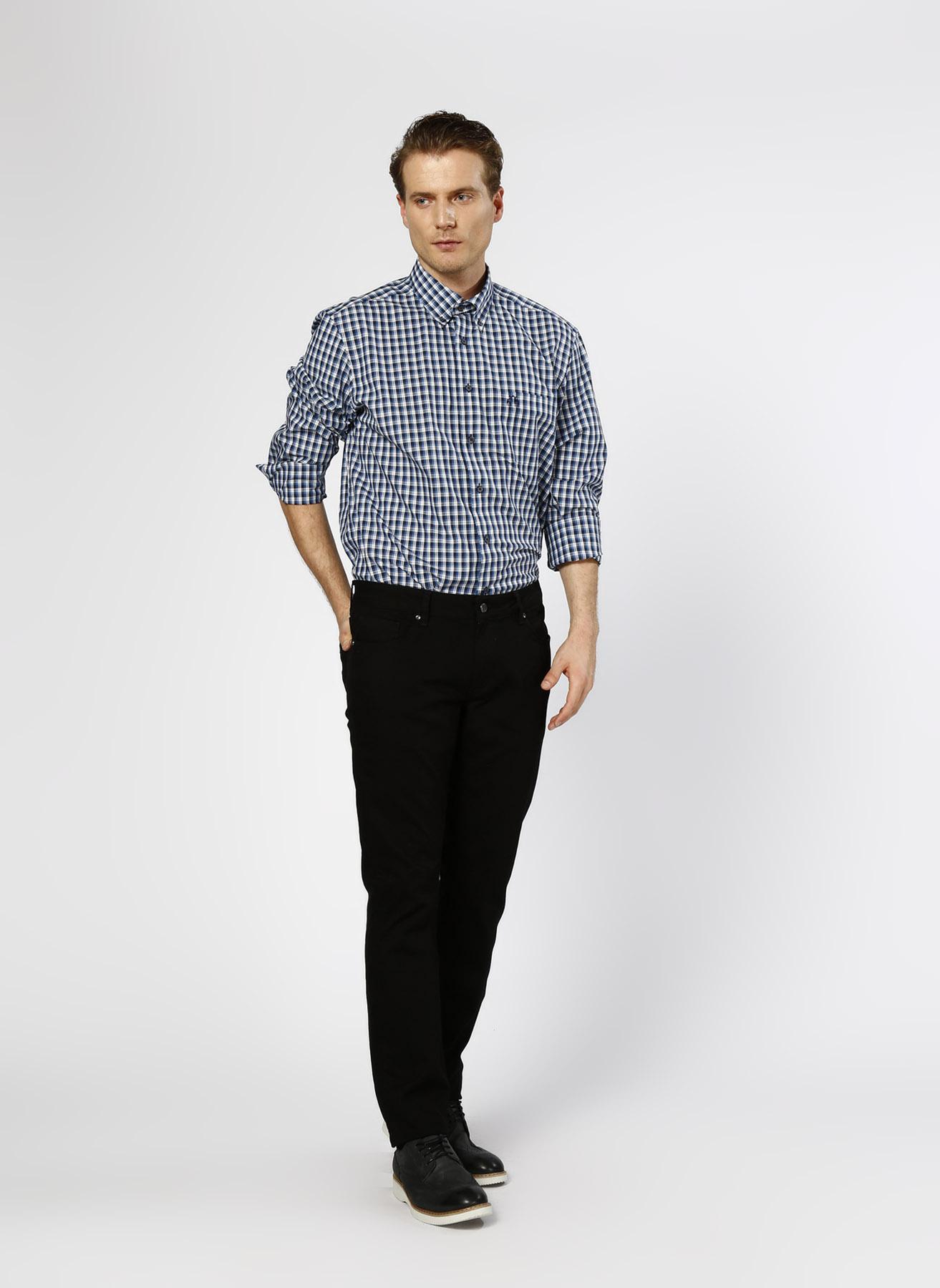George Hogg Siyah Casual Klasik Pantolon 31-33 5000204014004 Ürün Resmi