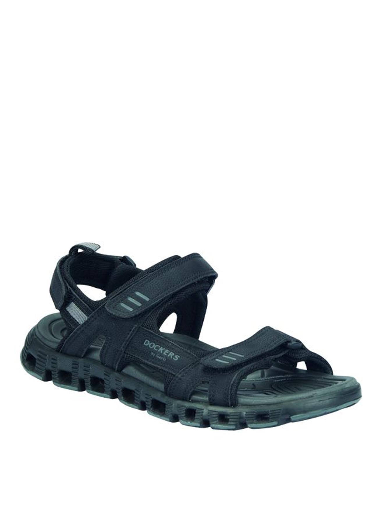 Dockers Cırtlı Siyah Sandalet 43 5000205802004 Ürün Resmi