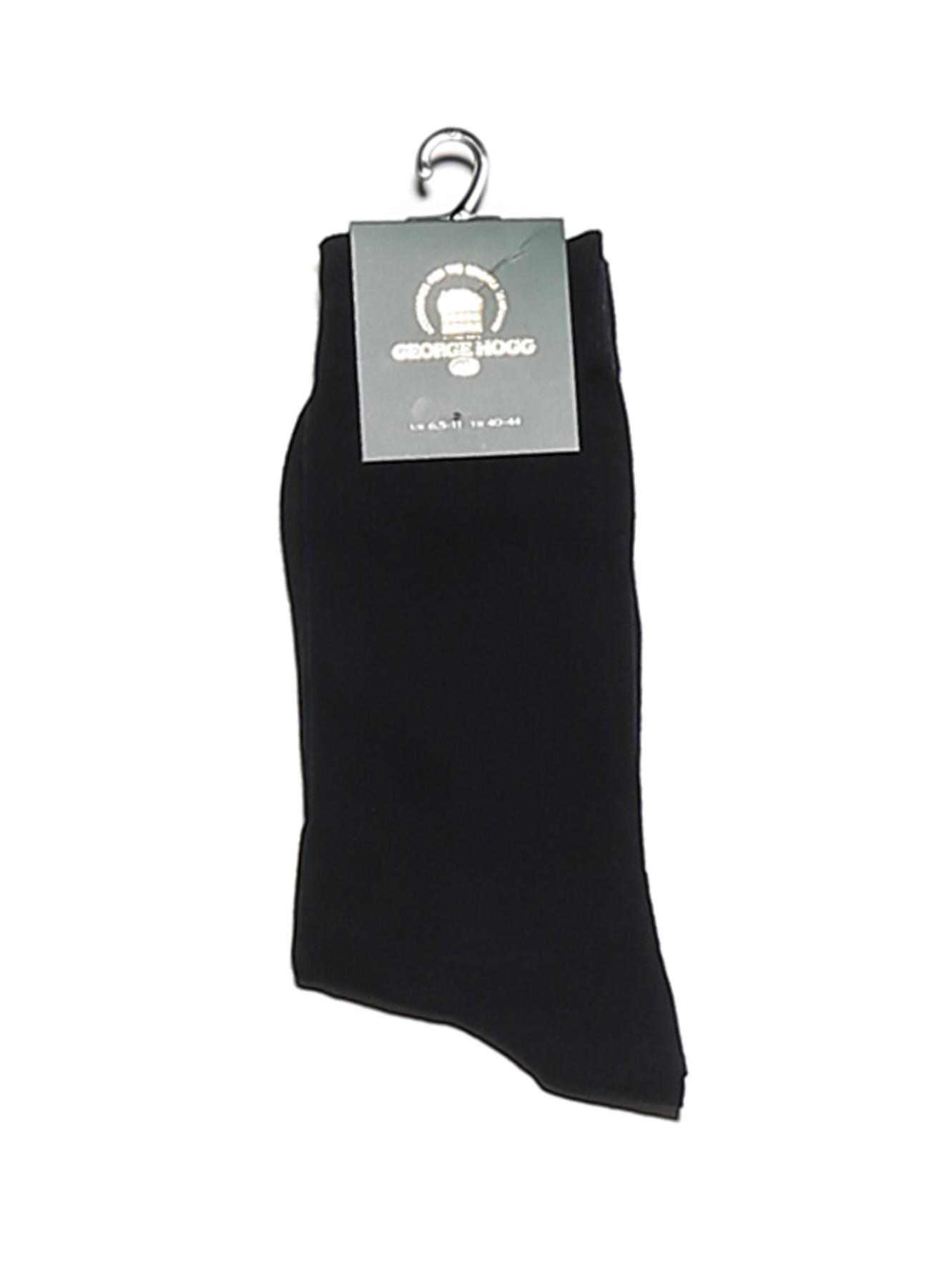 George Hogg Siyah Çorap 5000208110001 Ürün Resmi