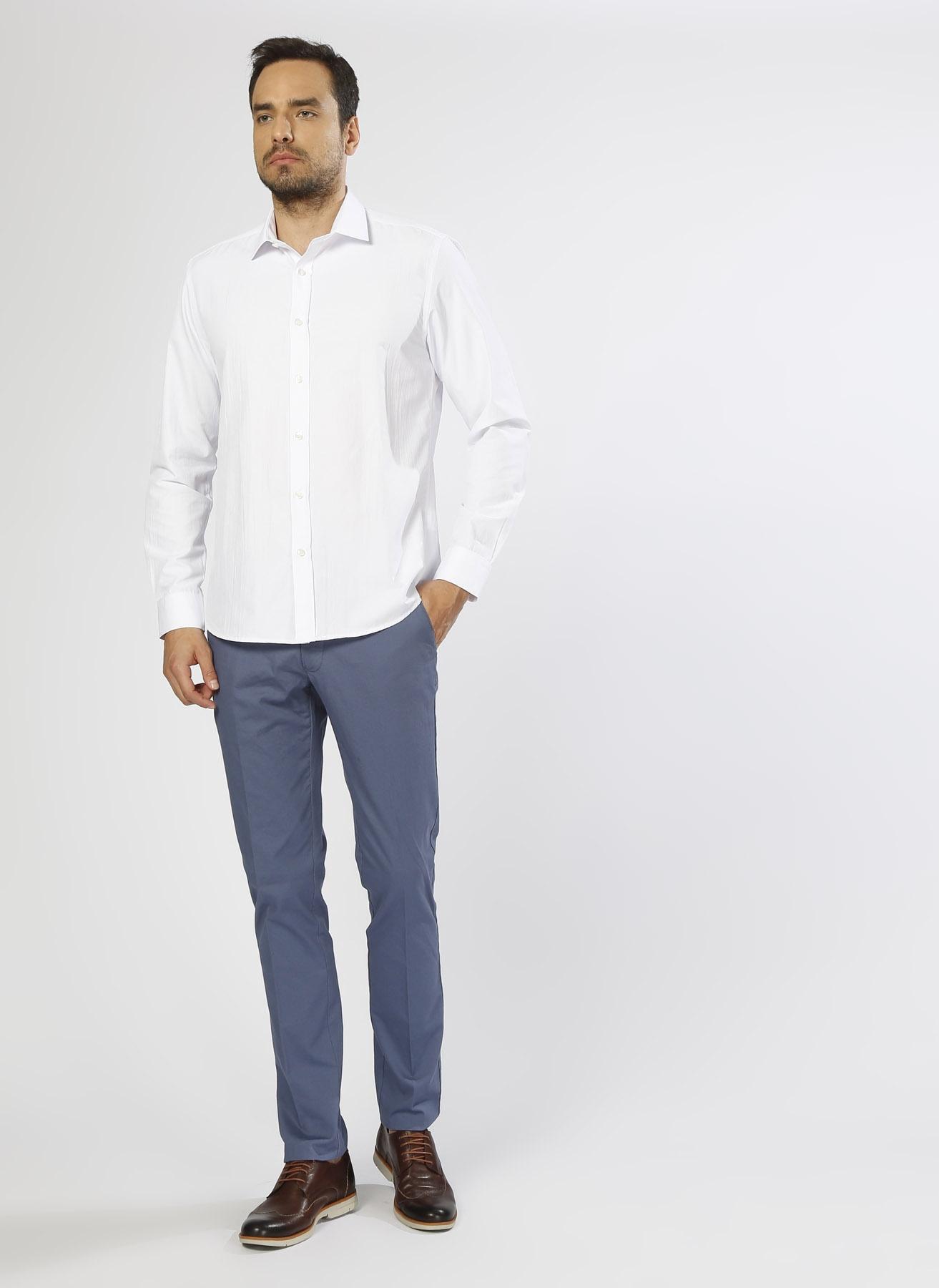 Beymen Business Casual Vizon Klasik Pantolon 54 5000208589005 Ürün Resmi