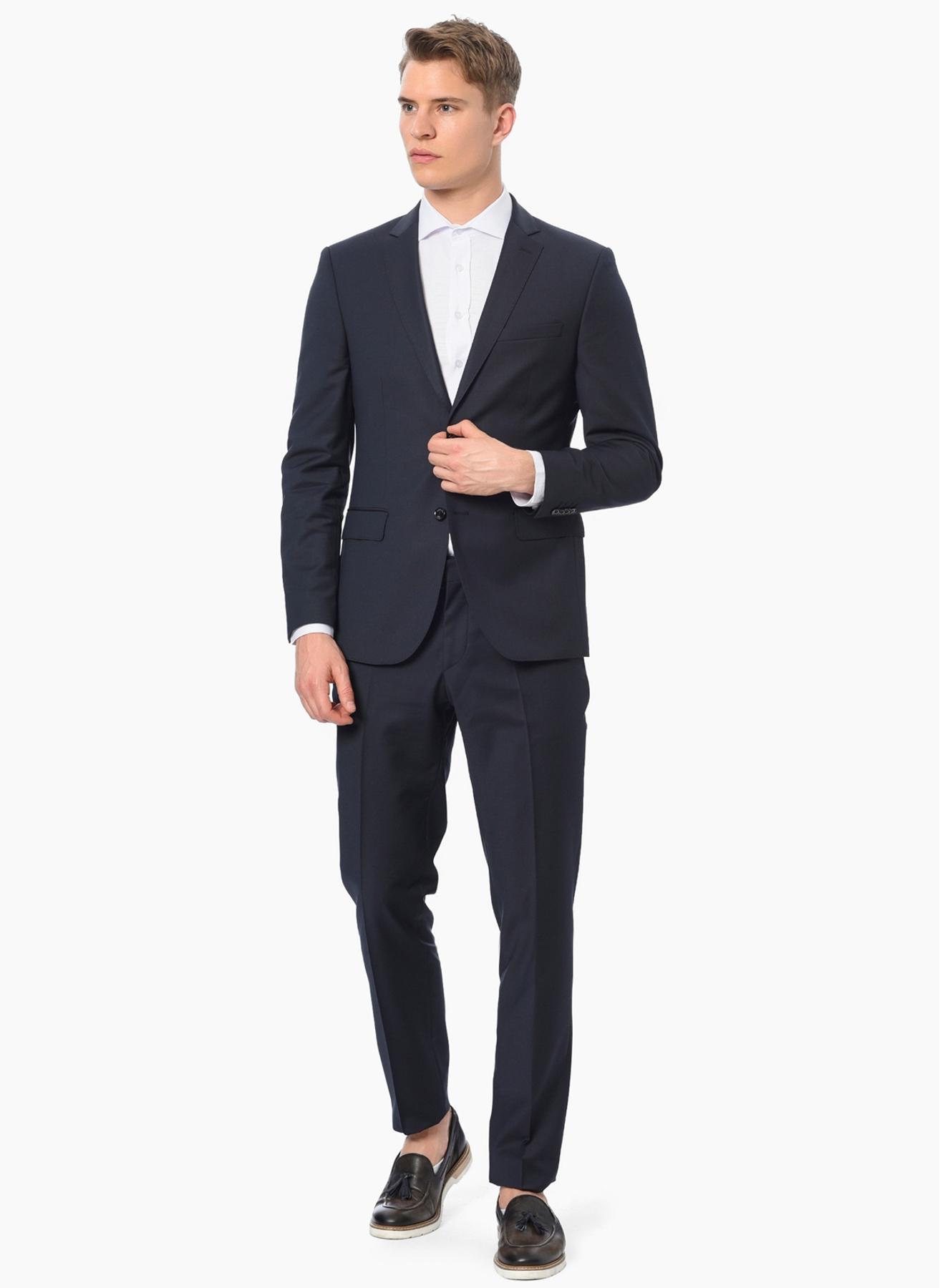 George Hogg Siyah Takım Elbise 56-6 5000208689006 Ürün Resmi