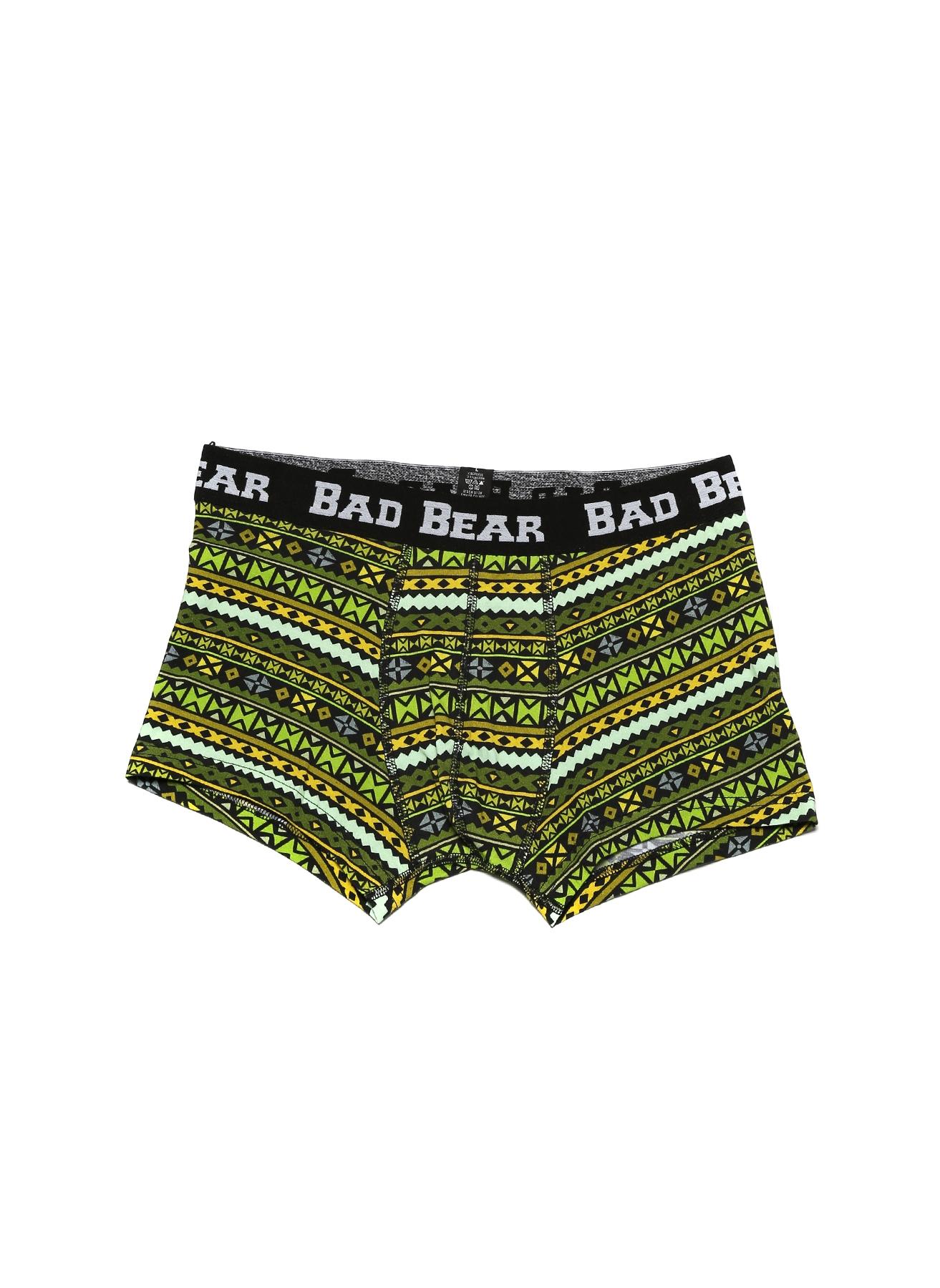 Bad Bear Etnik Desenli Boxer L 5000210763001 Ürün Resmi