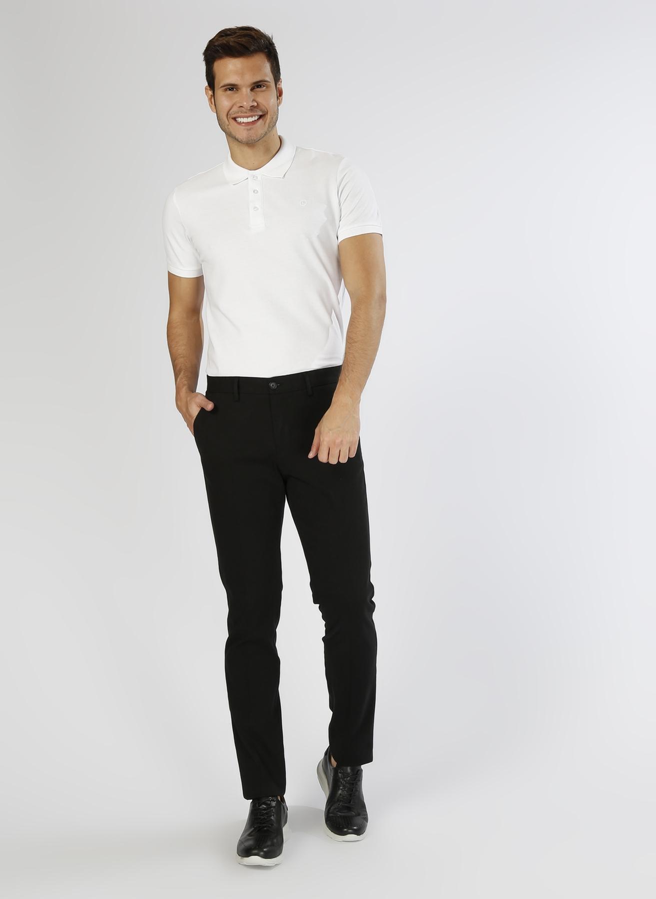 George Hogg Casual Siyah Klasik Pantolon 48-6 5000211221001 Ürün Resmi