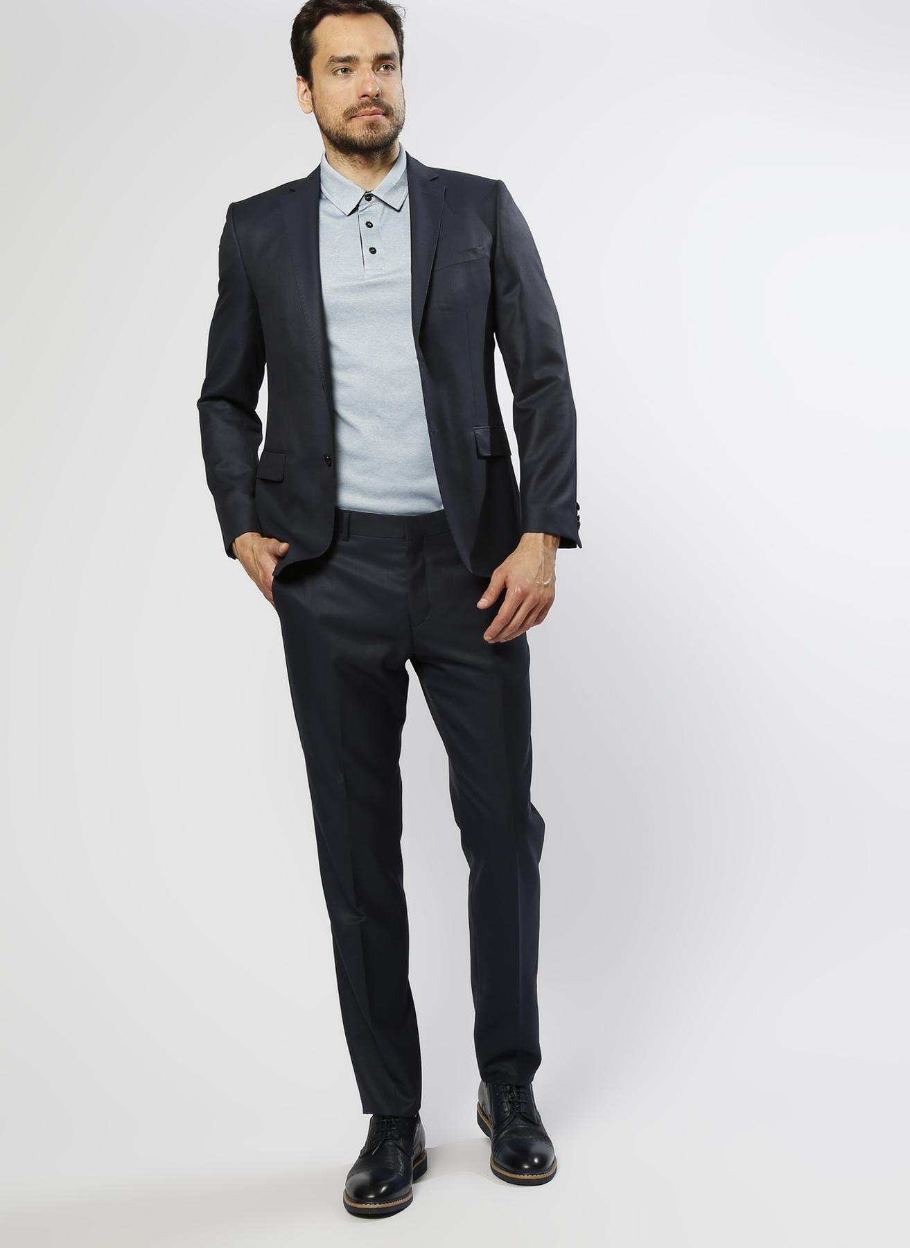 George Hogg İndigo Takım Elbise 56-6 5000211252004 Ürün Resmi