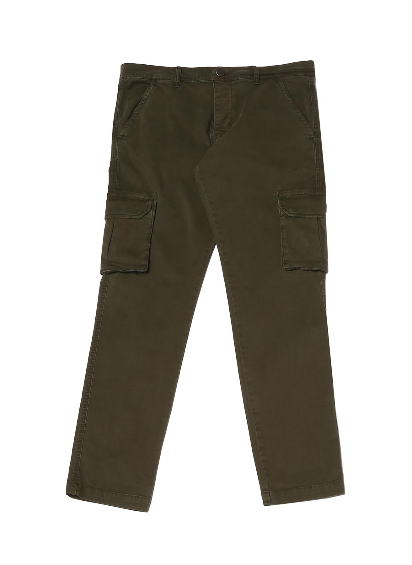 Loft Haki Kargo Klasik Pantolon 33-32 5000223842005 Ürün Resmi
