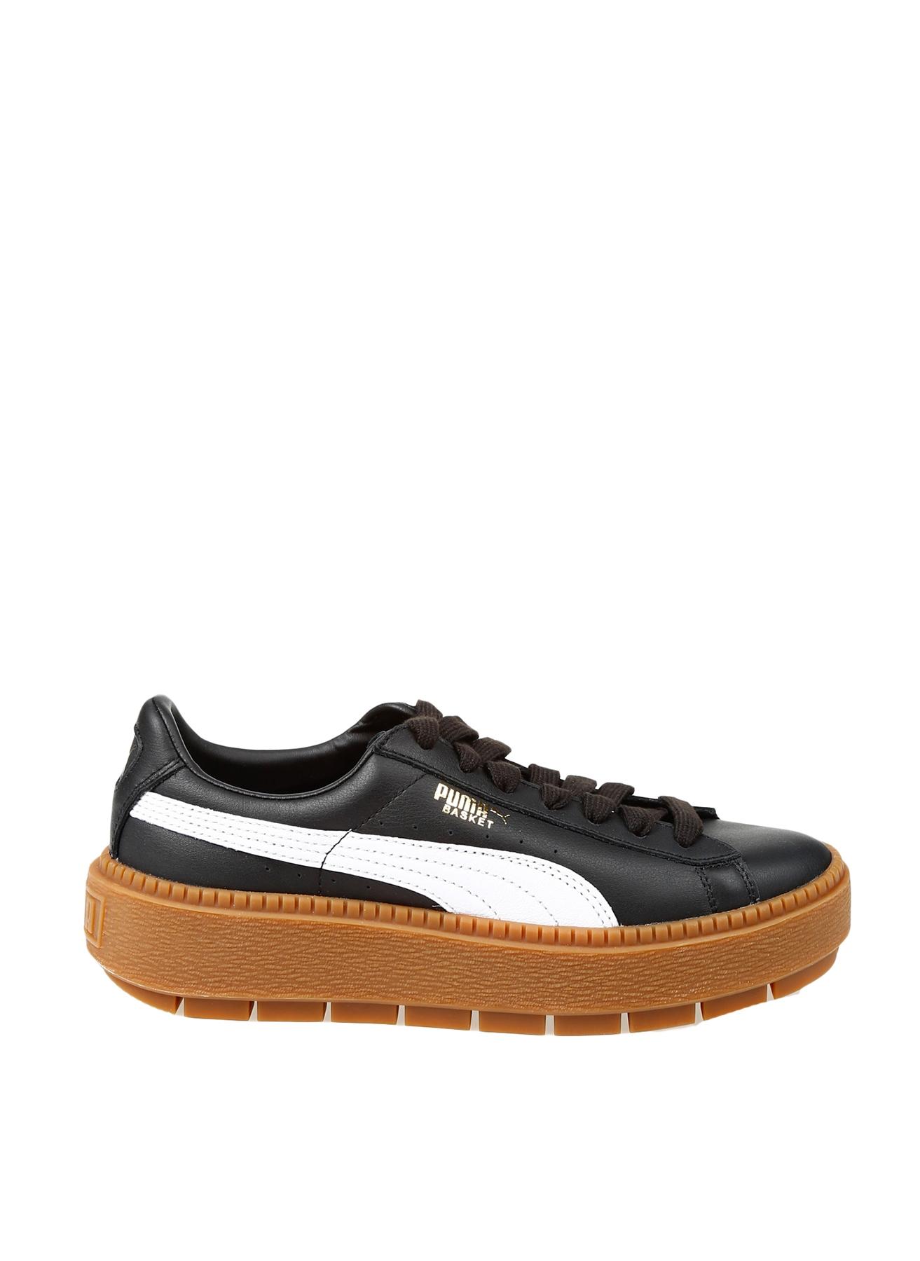 Puma Platform Trace L Wn S Lifestyle Ayakkabı 37.5 5000428634003 Ürün Resmi