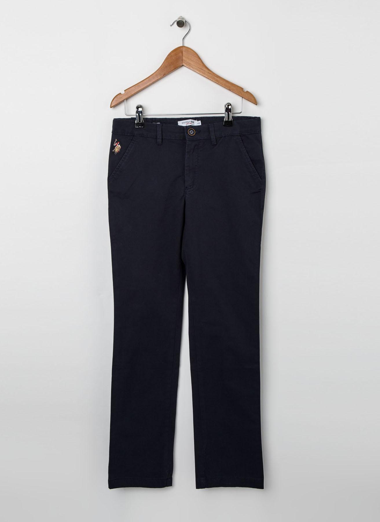U.S. Polo Assn. Genç Erkek Lacivert Pantolon 10 Yaş 5001597537001 Ürün Resmi