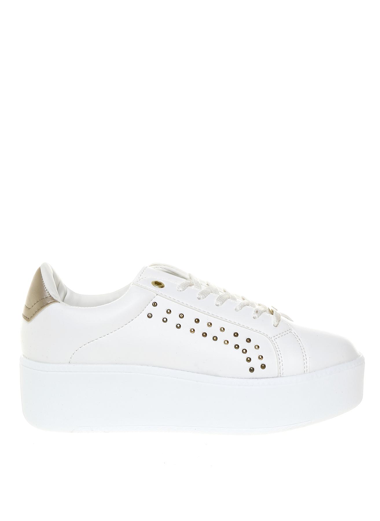 Limon Beyaz Yürüyüş Ayakkabısı 39 5001630499004 Ürün Resmi