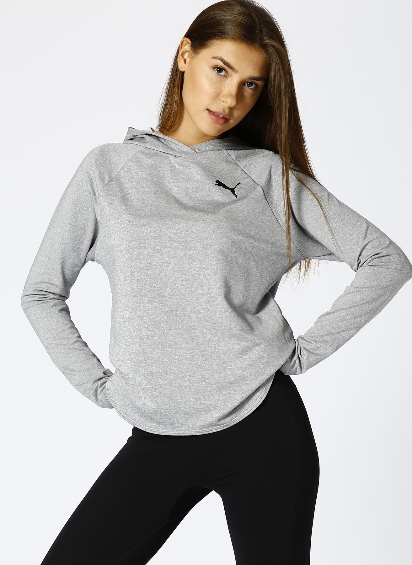 Puma Active Hoody Sweatshirt M 5001632475002 Ürün Resmi
