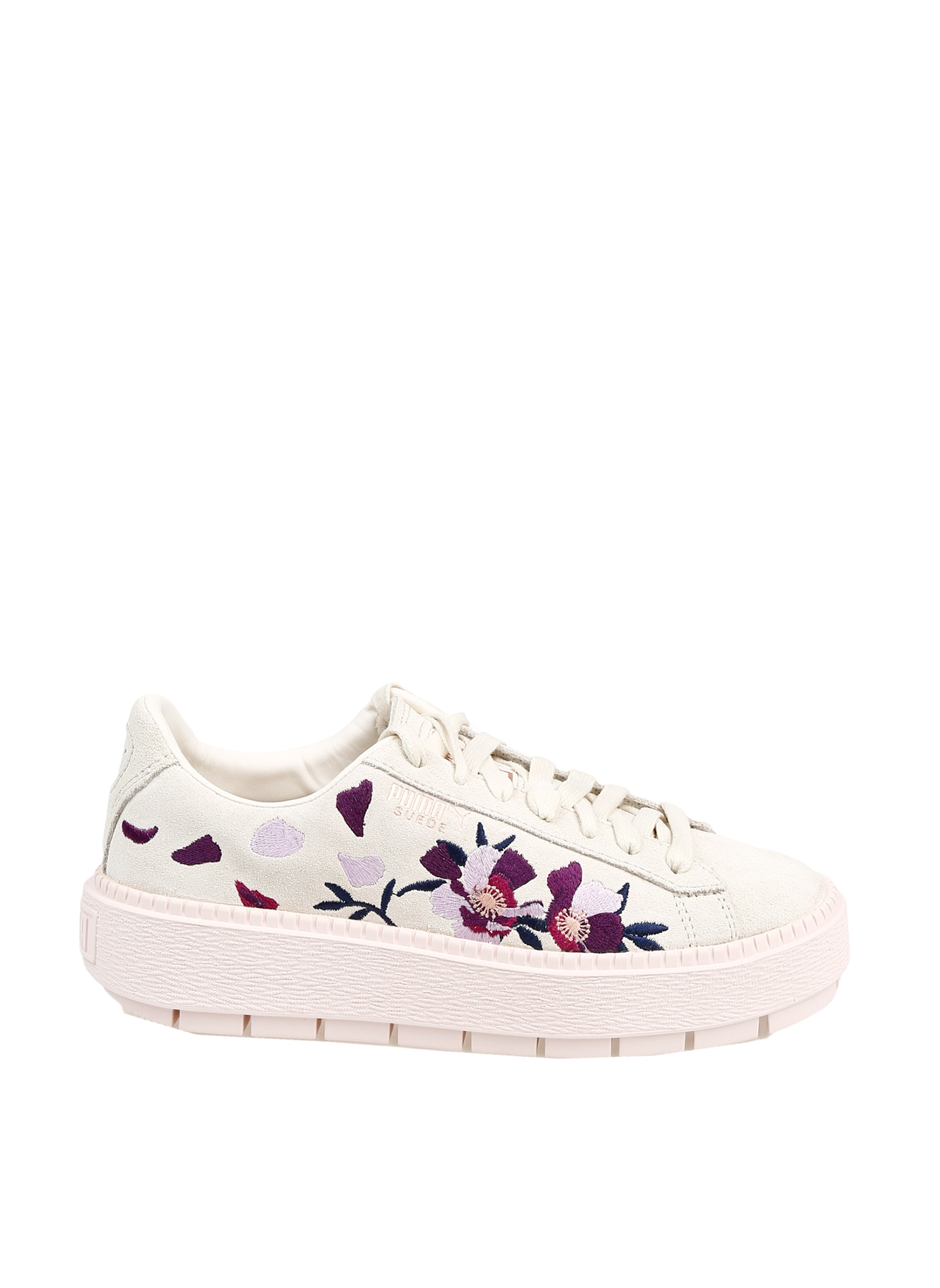 Puma Suede Platform Trace Flowery Lifestyle Ayakkabı 36 5001632652001 Ürün Resmi