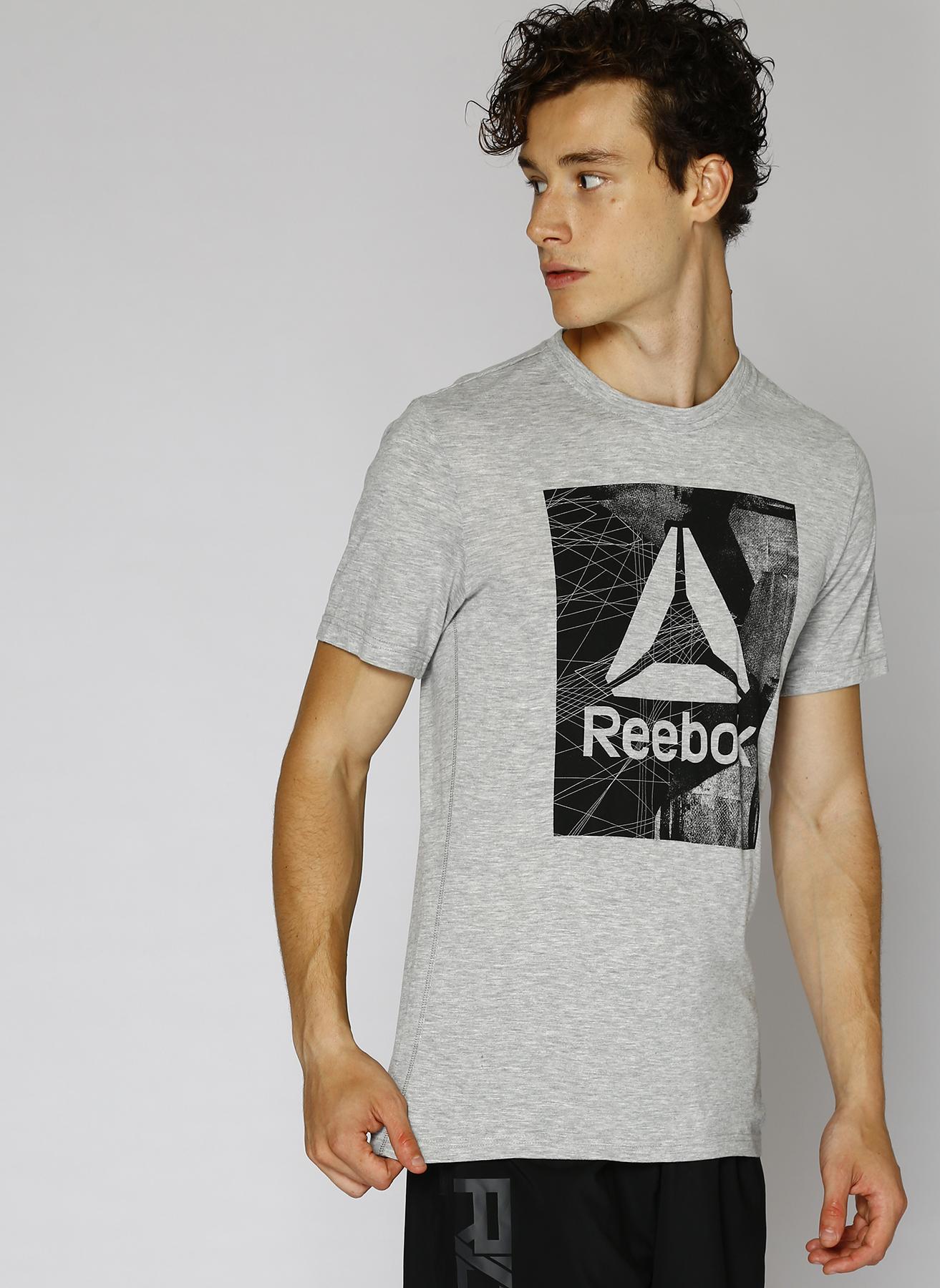Reebok Workout Ready Supremium Graphic T-Shırt M 5001632967002 Ürün Resmi