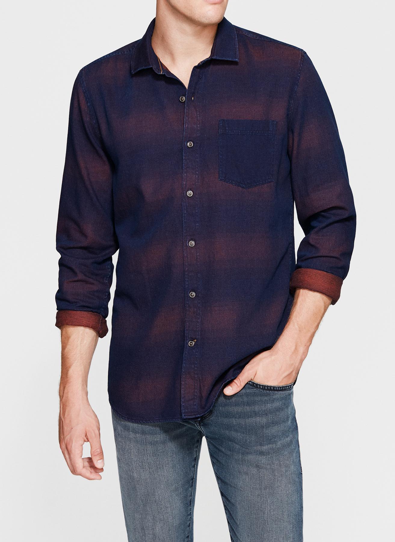 Mavi Gömlek L 5001634394001 Ürün Resmi