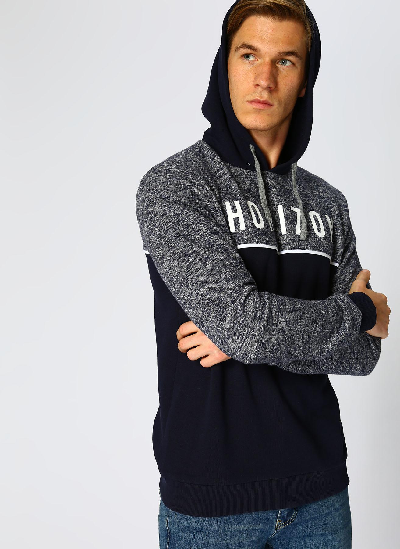 Mavi Koyu Lacivert Sweatshirt XS 5001634537005 Ürün Resmi