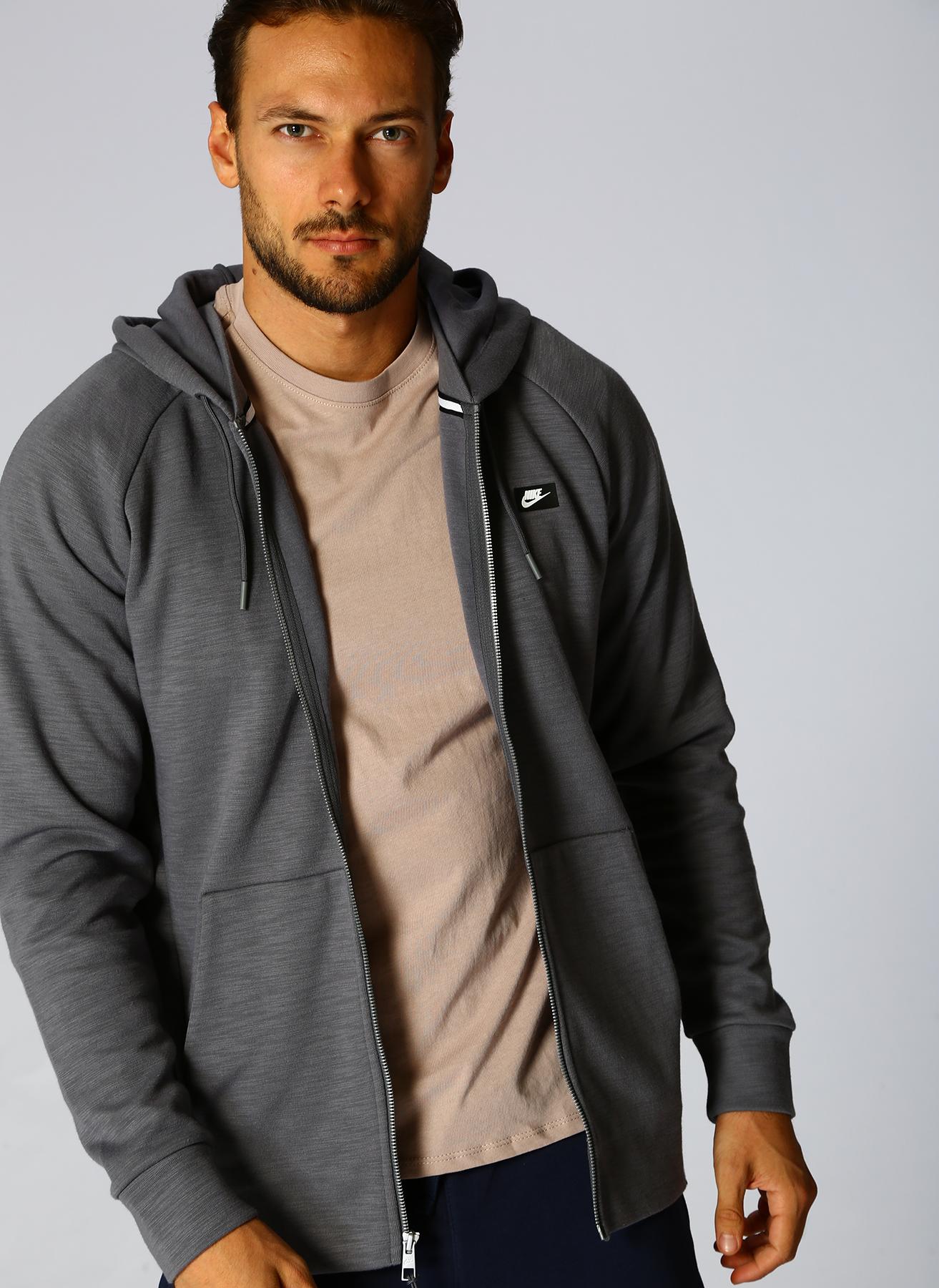 Nike Sportswear Optic Fleece Zip Ceket XL 5001634930004 Ürün Resmi
