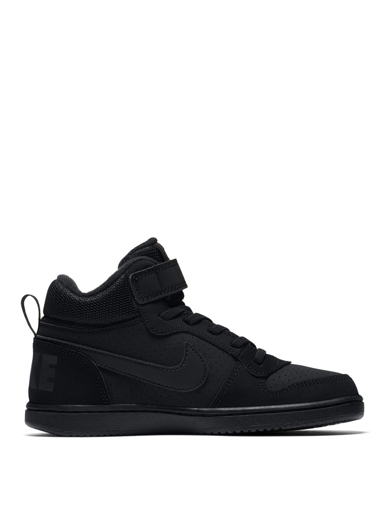 Nike Court Borough Mid (PS) Pre-School Yürüyüş Ayakkabısı 33 5001635368008 Ürün Resmi