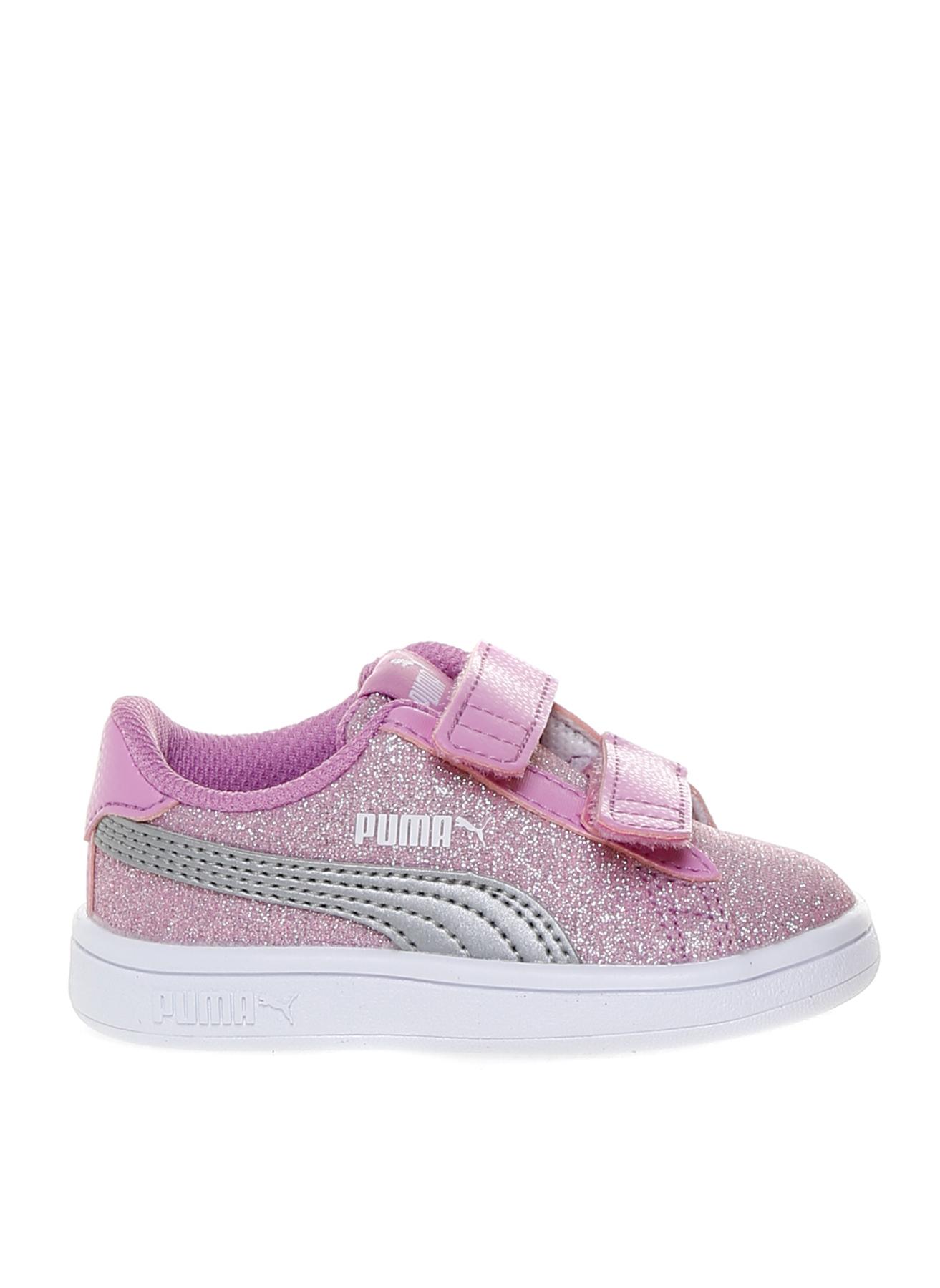 Puma Smash v2Glitz Glam V Inf Yürüyüş Ayakkabısı 21 5001697565002 Ürün Resmi