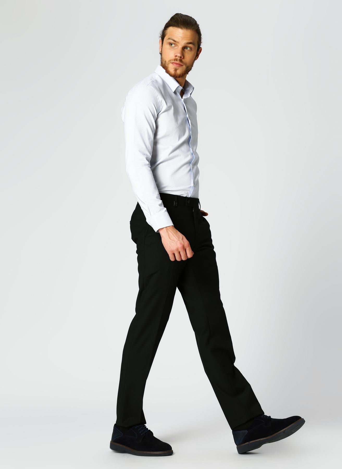Pierre Cardin Siyah Klasik Pantolon 52 5001697679004 Ürün Resmi
