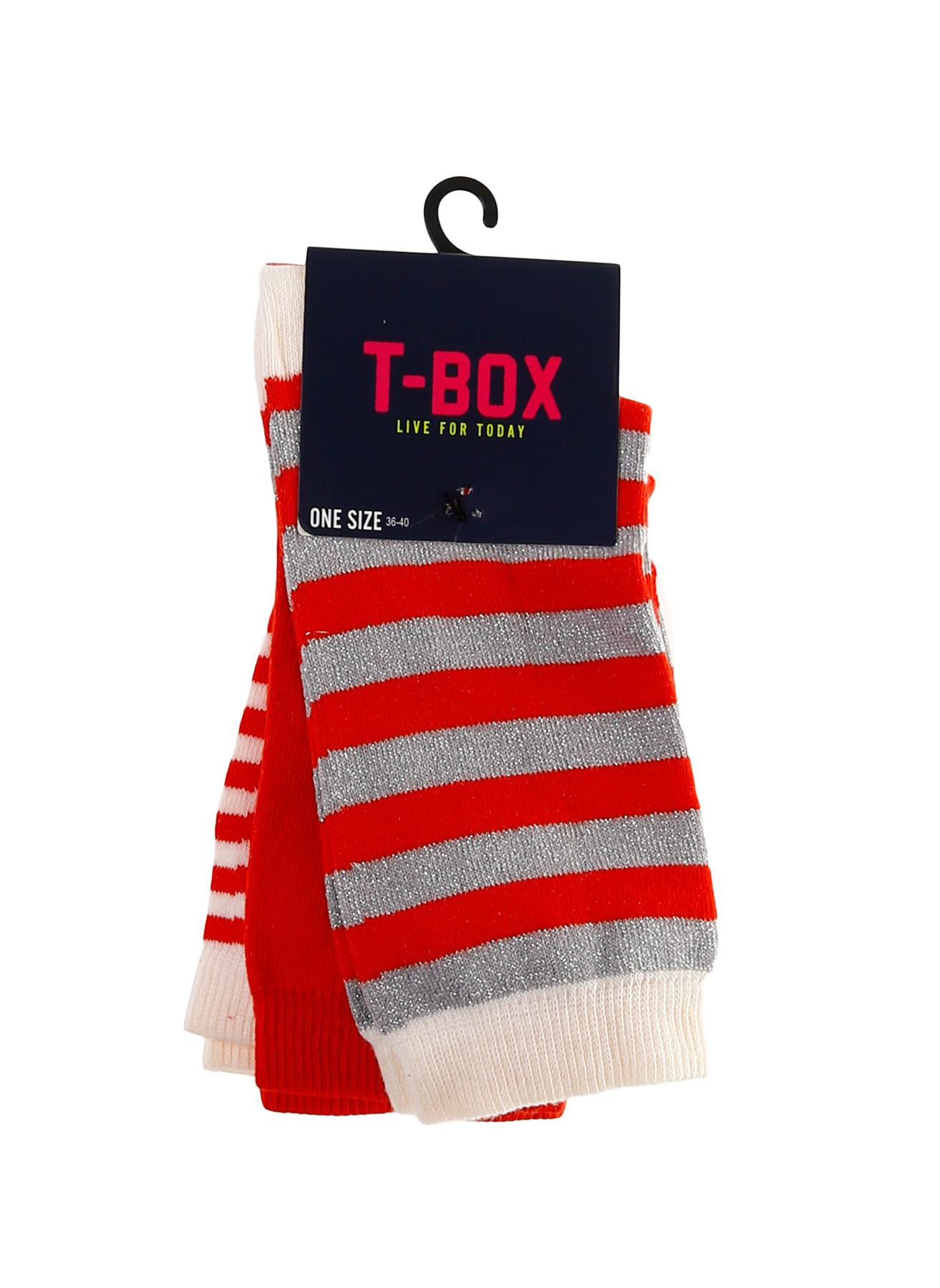 T-Box 3 lü Soket Çorap 5001697688001 Ürün Resmi