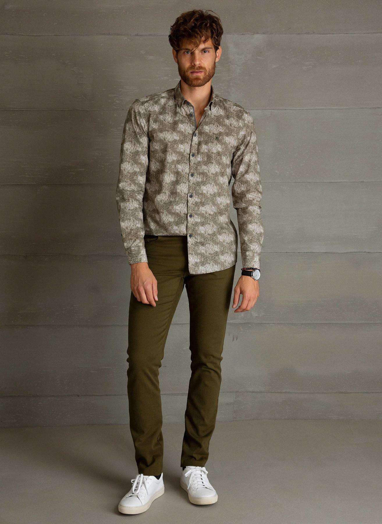 Pierre Cardin Koyu Nefti Klasik Pantolon 36 5001697850008 Ürün Resmi