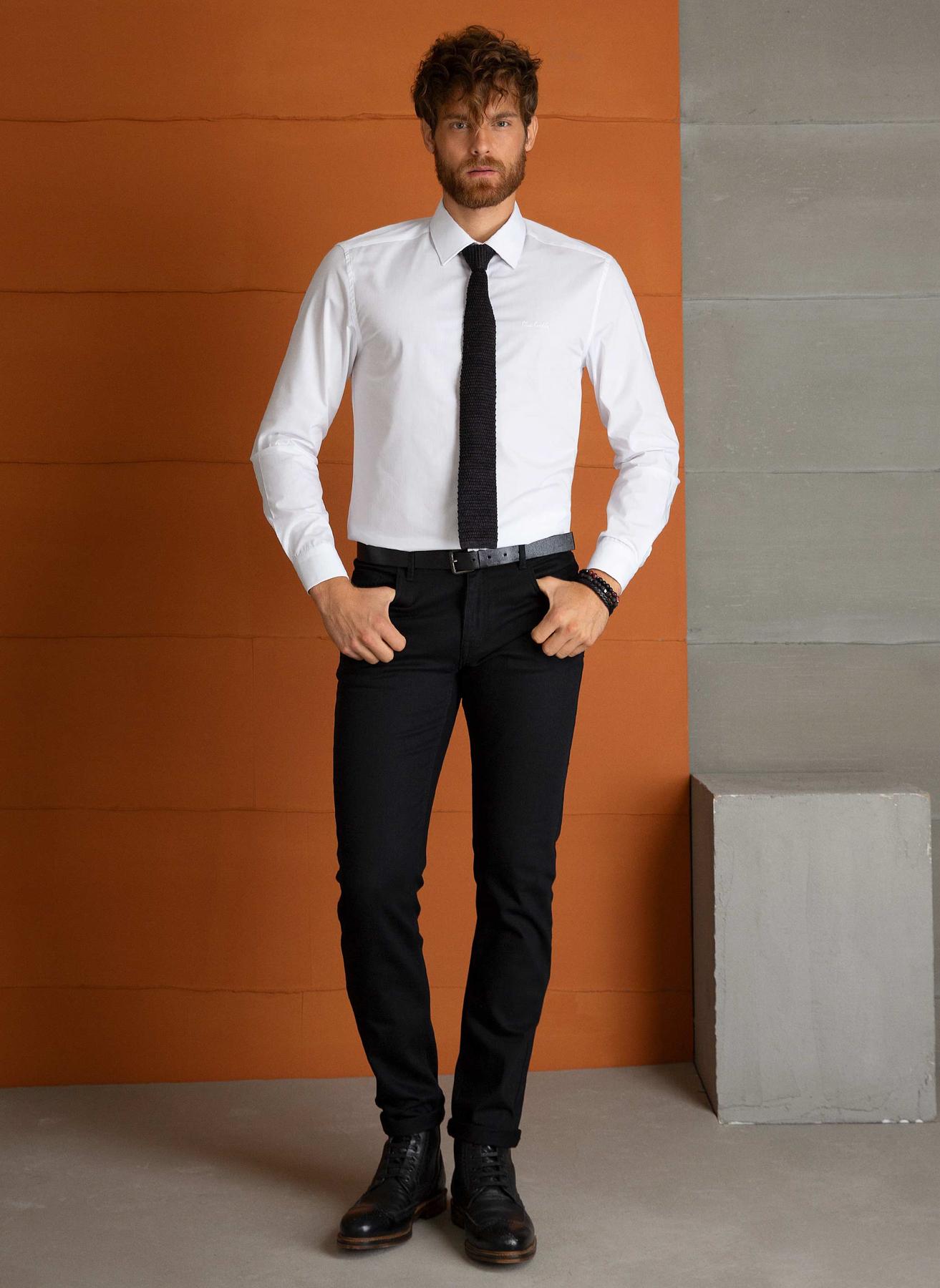 Pierre Cardin Siyah Klasik Pantolon 29 5001697858005 Ürün Resmi