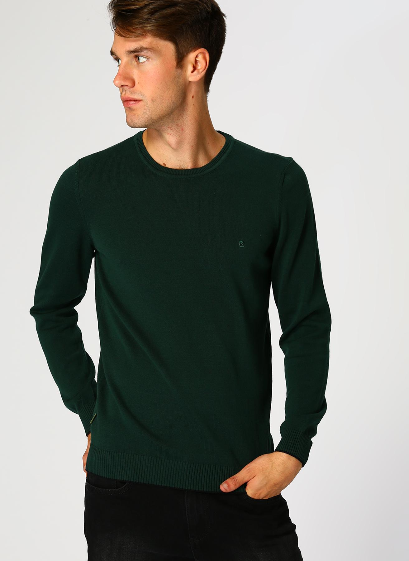 Pierre Cardin Yeşil Kazak XL 5001697968005 Ürün Resmi