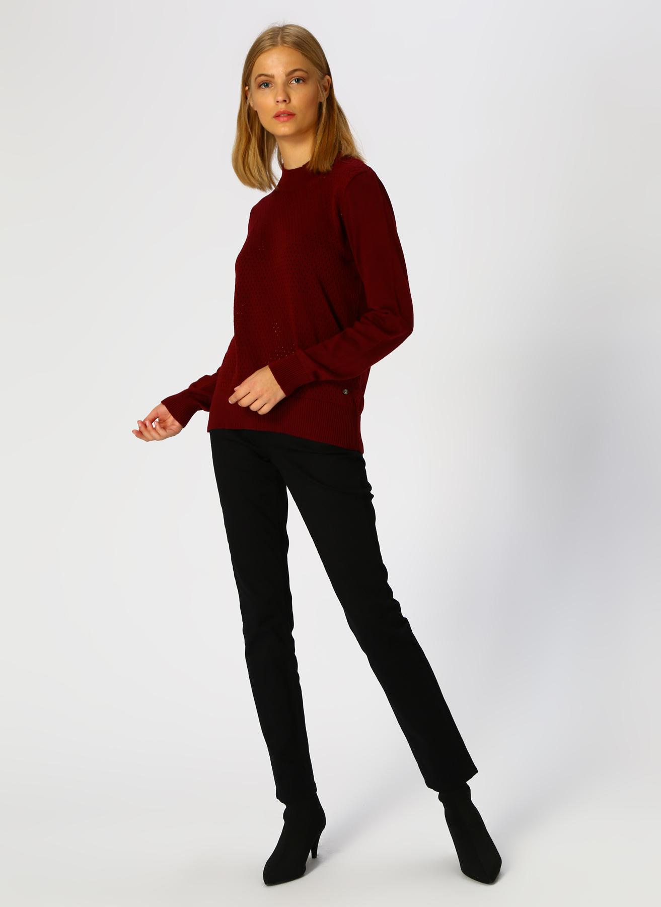 Mustang Siyah Denim Pantolon 26-32 5001698120002 Ürün Resmi