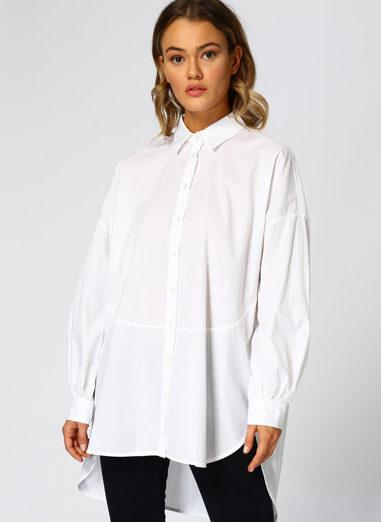 Beymen Studio Beyaz Gömlek 42 5001698820004 Ürün Resmi