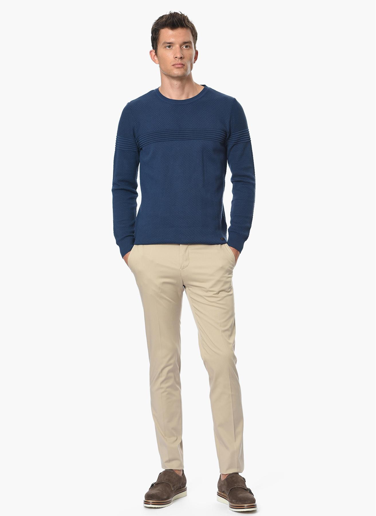 George Hogg Klasik Bej Klasik Pantolon 50-6 5001699241003 Ürün Resmi