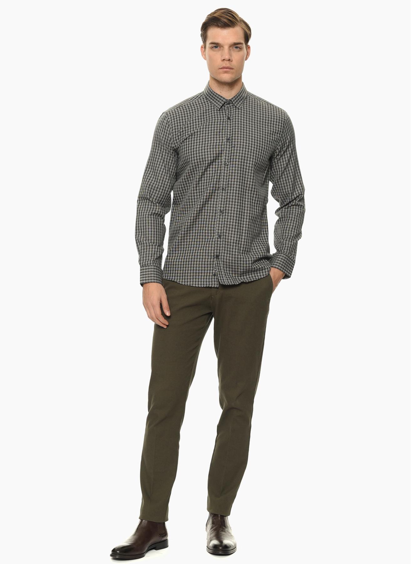 George Hogg Siyah Gömlek 44 5001699331006 Ürün Resmi