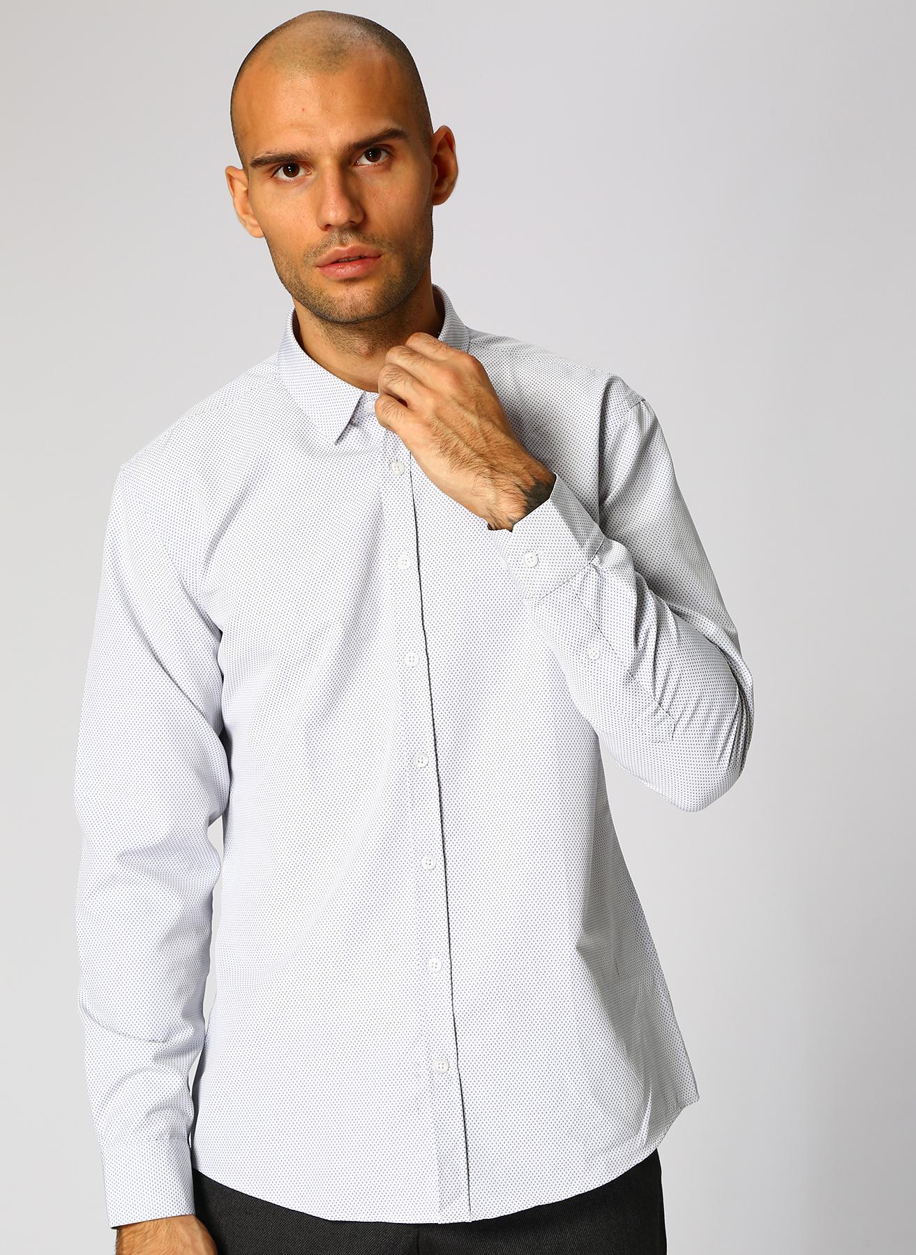 George Hogg Beyaz Gömlek 39 5001699362001 Ürün Resmi