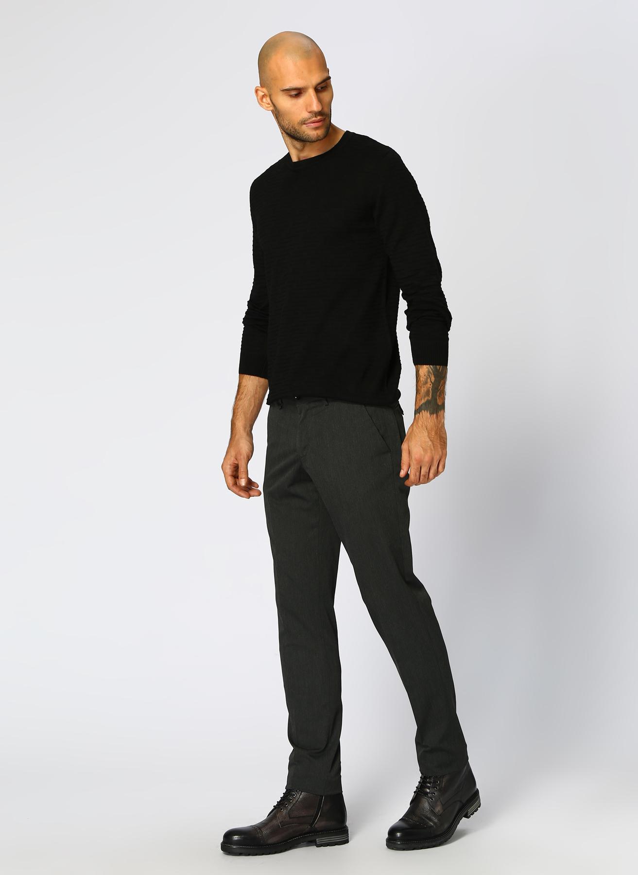George Hogg Antrasit Klasik Pantolon 56-6 5001699427006 Ürün Resmi