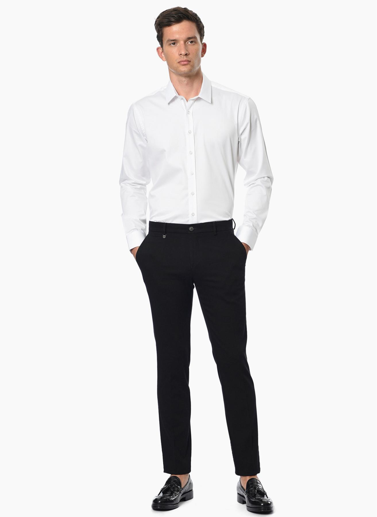 George Hogg Casual Siyah Klasik Pantolon 54-6 5001699432005 Ürün Resmi