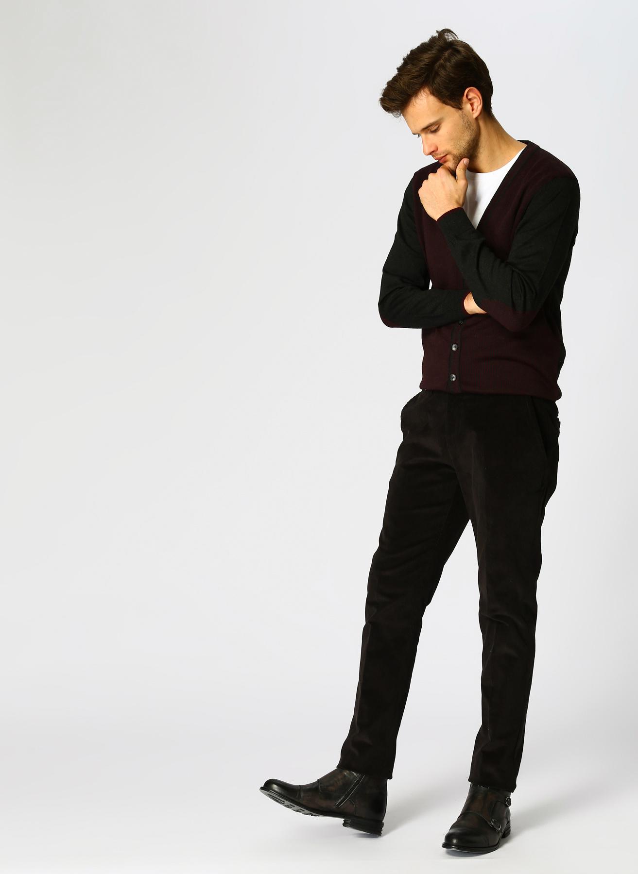 George Hogg Kadife Klasik Pantolon 58-6 5001699444007 Ürün Resmi