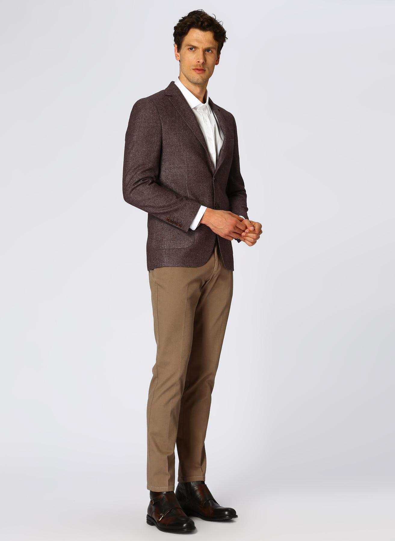 George Hogg Vizon Klasik Pantolon 46-6 5001699446001 Ürün Resmi