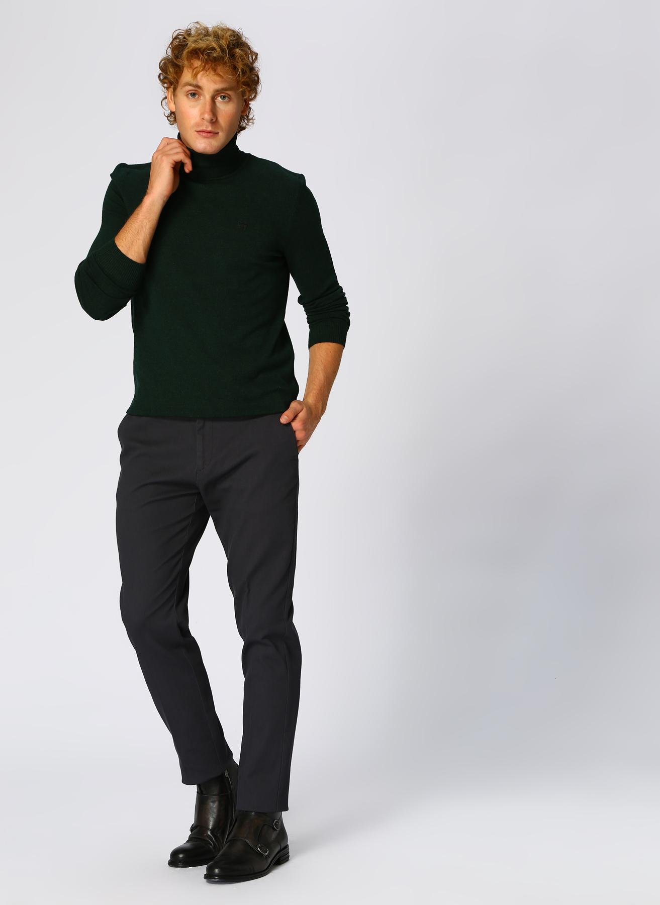 George Hogg Antrasit Klasik Pantolon 56-6 5001699448006 Ürün Resmi