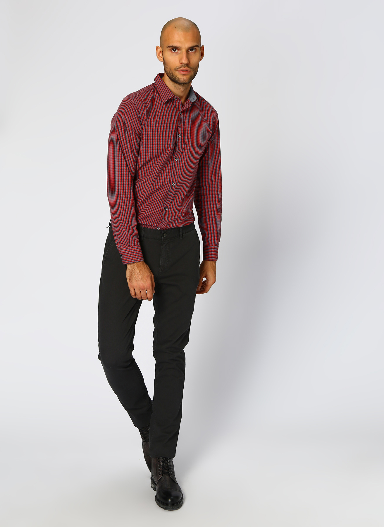 George Hogg Casual Antrasit Klasik Pantolon 56 5001699460006 Ürün Resmi