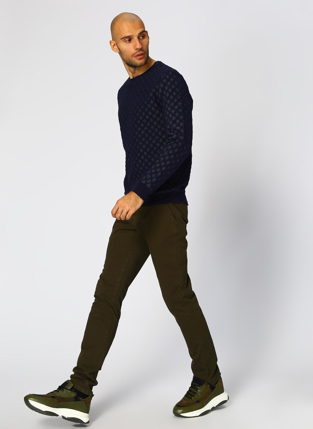 George Hogg Casual Haki Klasik Pantolon 54 5001699461005 Ürün Resmi