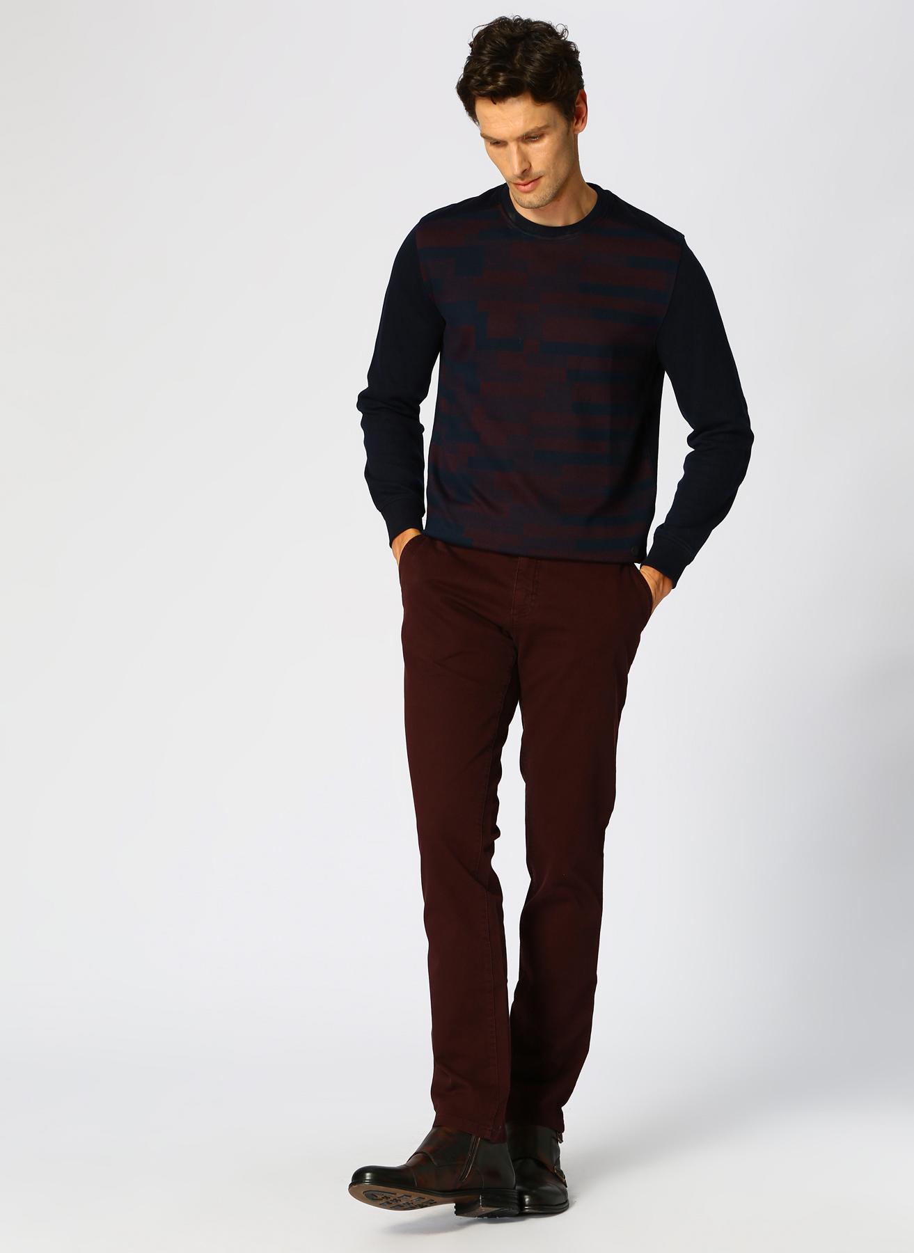 George Hogg Mürdüm Klasik Pantolon 50 5001699463003 Ürün Resmi