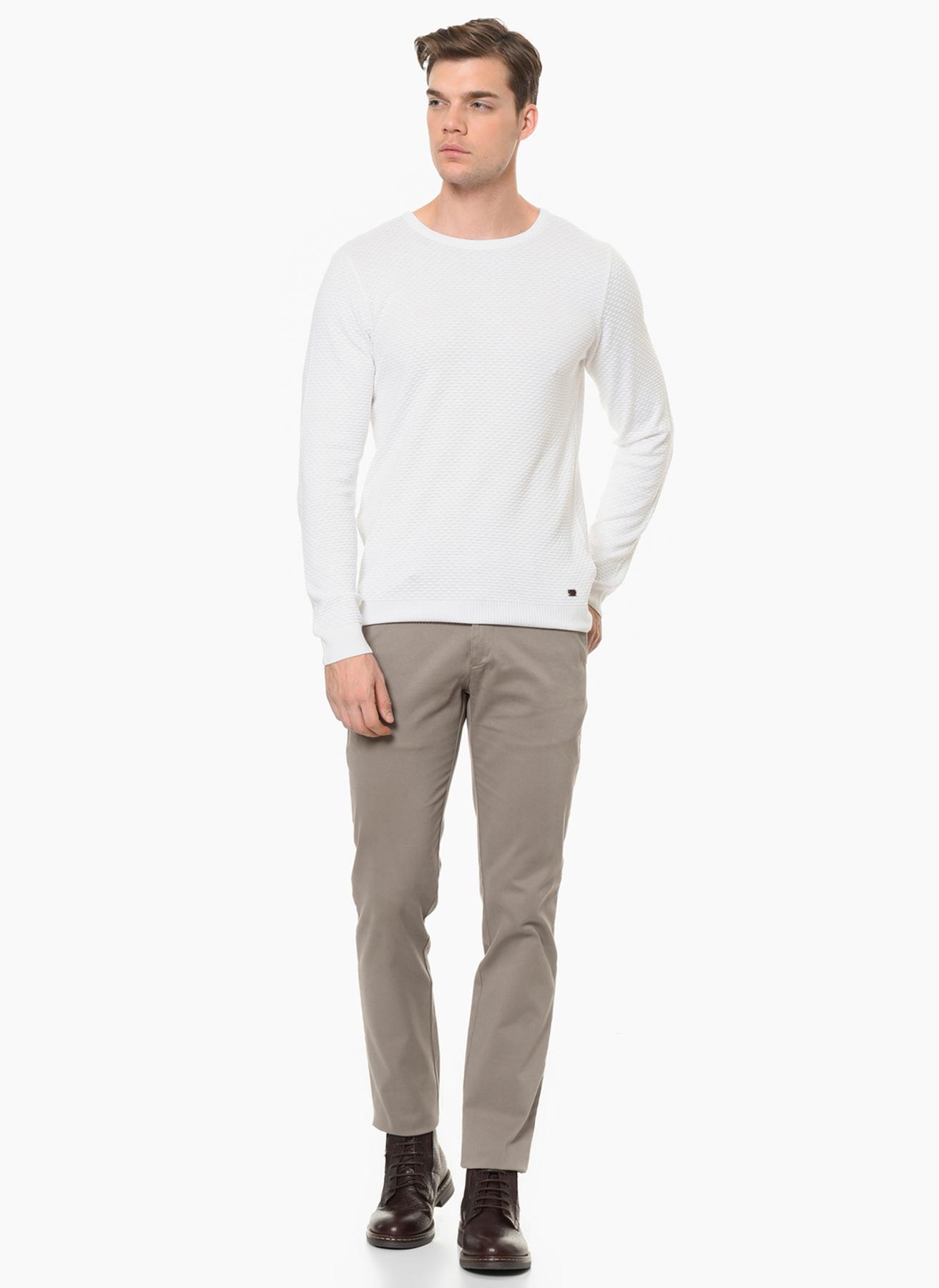 George Hogg Casual Bej Klasik Pantolon 56 5001699471006 Ürün Resmi