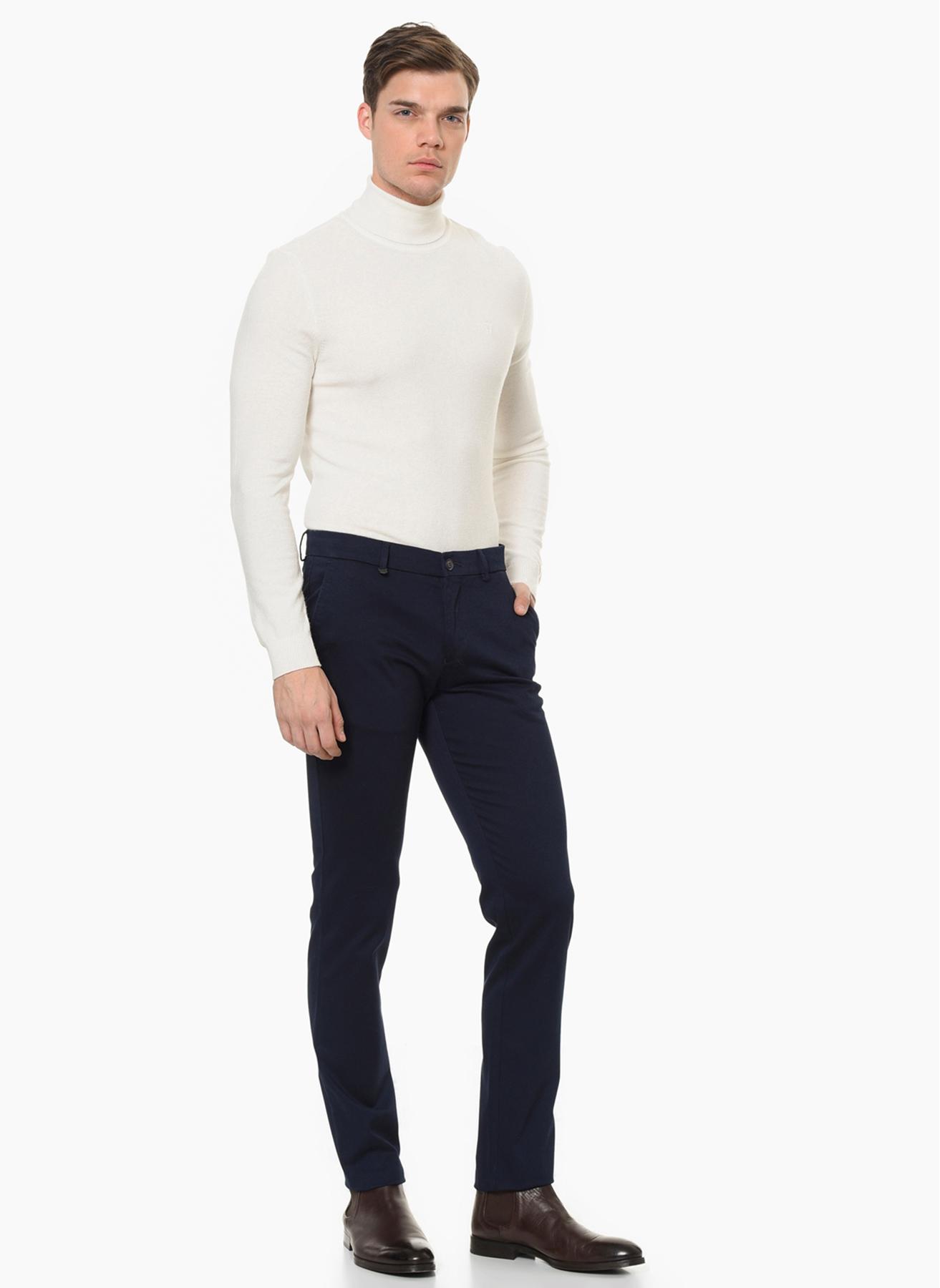 George Hogg Lacivert Klasik Pantolon 56 5001699473006 Ürün Resmi