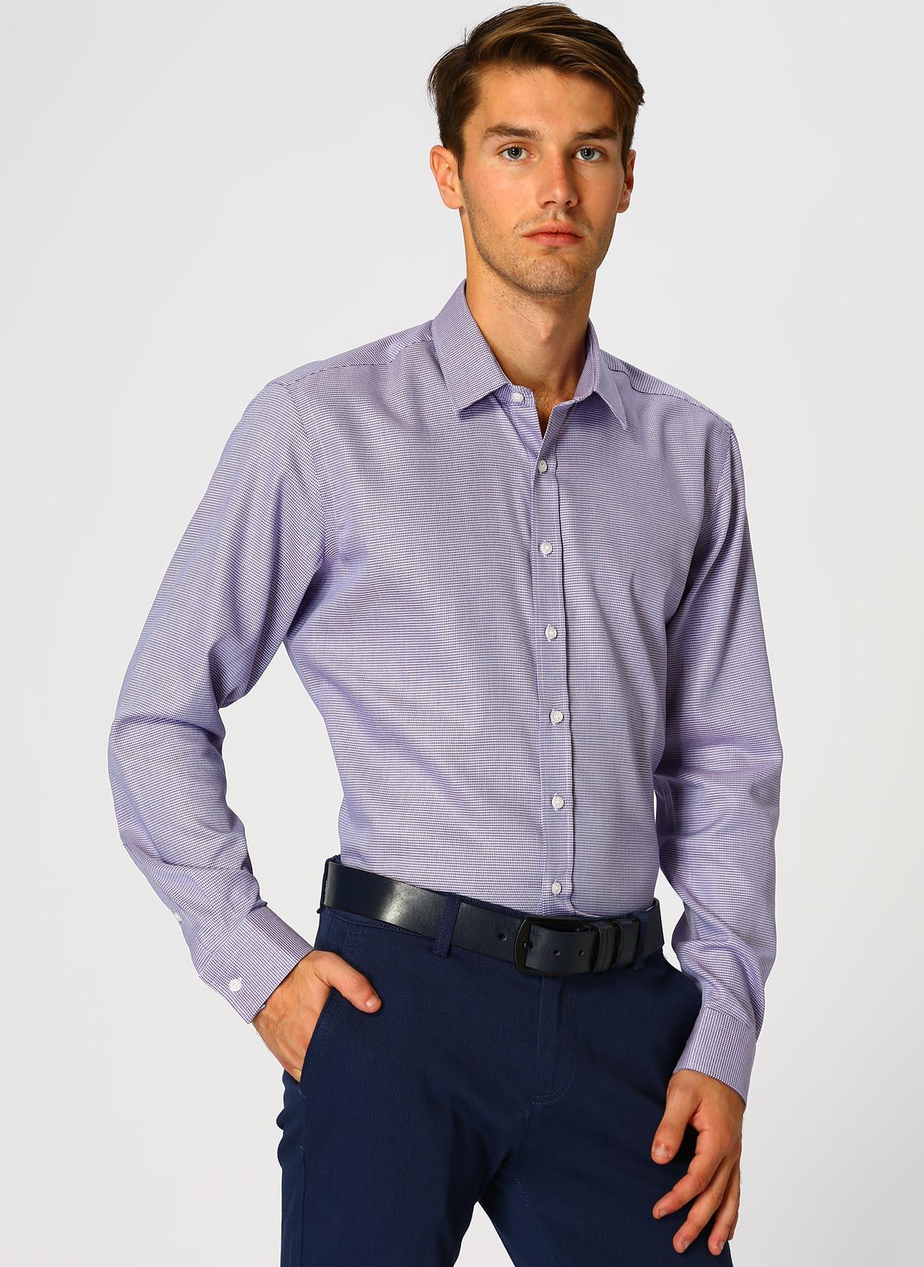 George Hogg Kırmızı Gömlek 43 5001699476005 Ürün Resmi