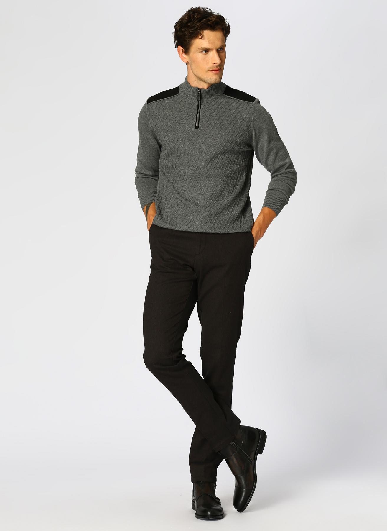 George Hogg Kahve Klasik Pantolon 50-6 5001699482003 Ürün Resmi