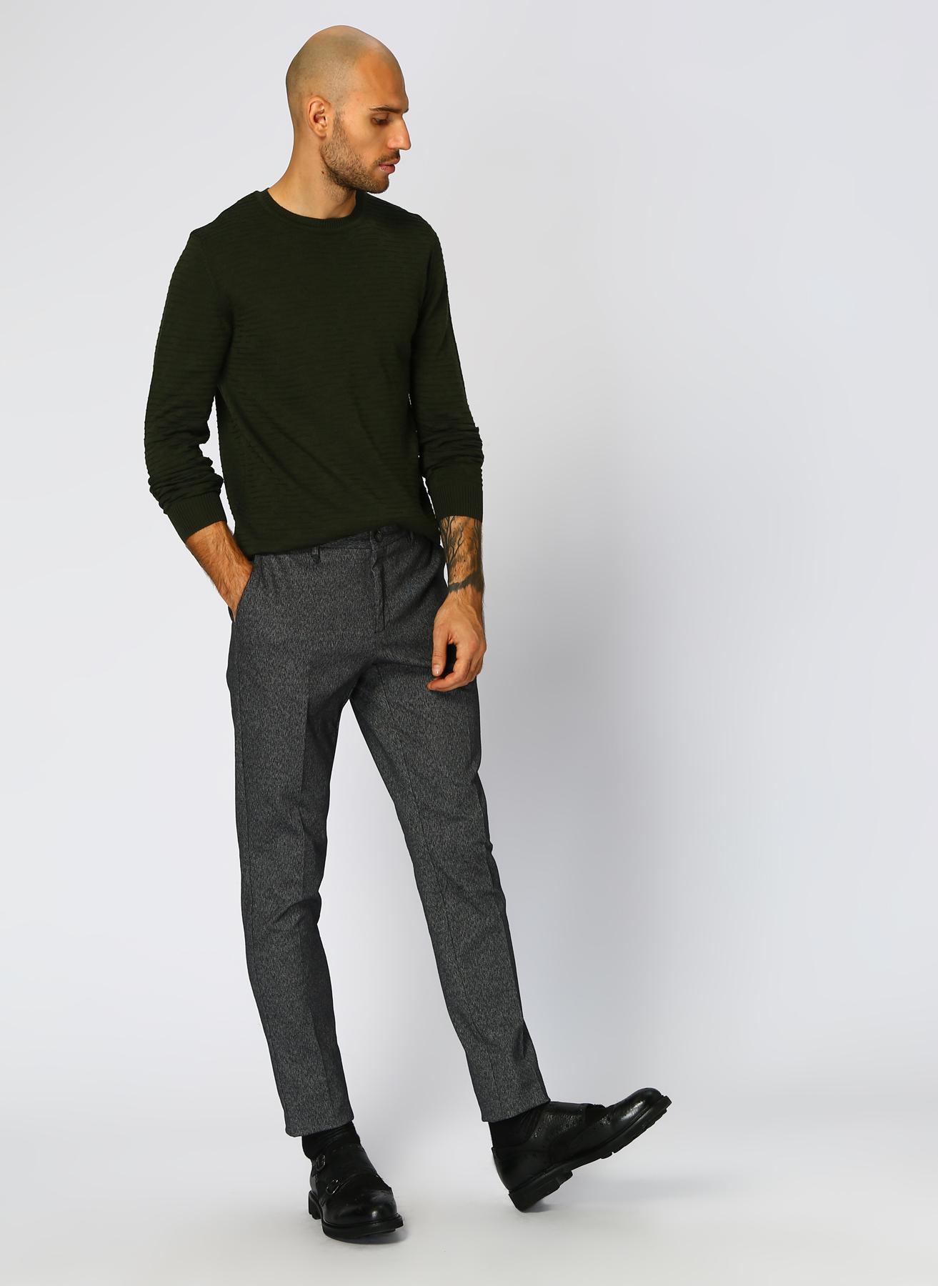 George Hogg Smart Casual Siyah Klasik Pantolon 60-6 5001699483008 Ürün Resmi