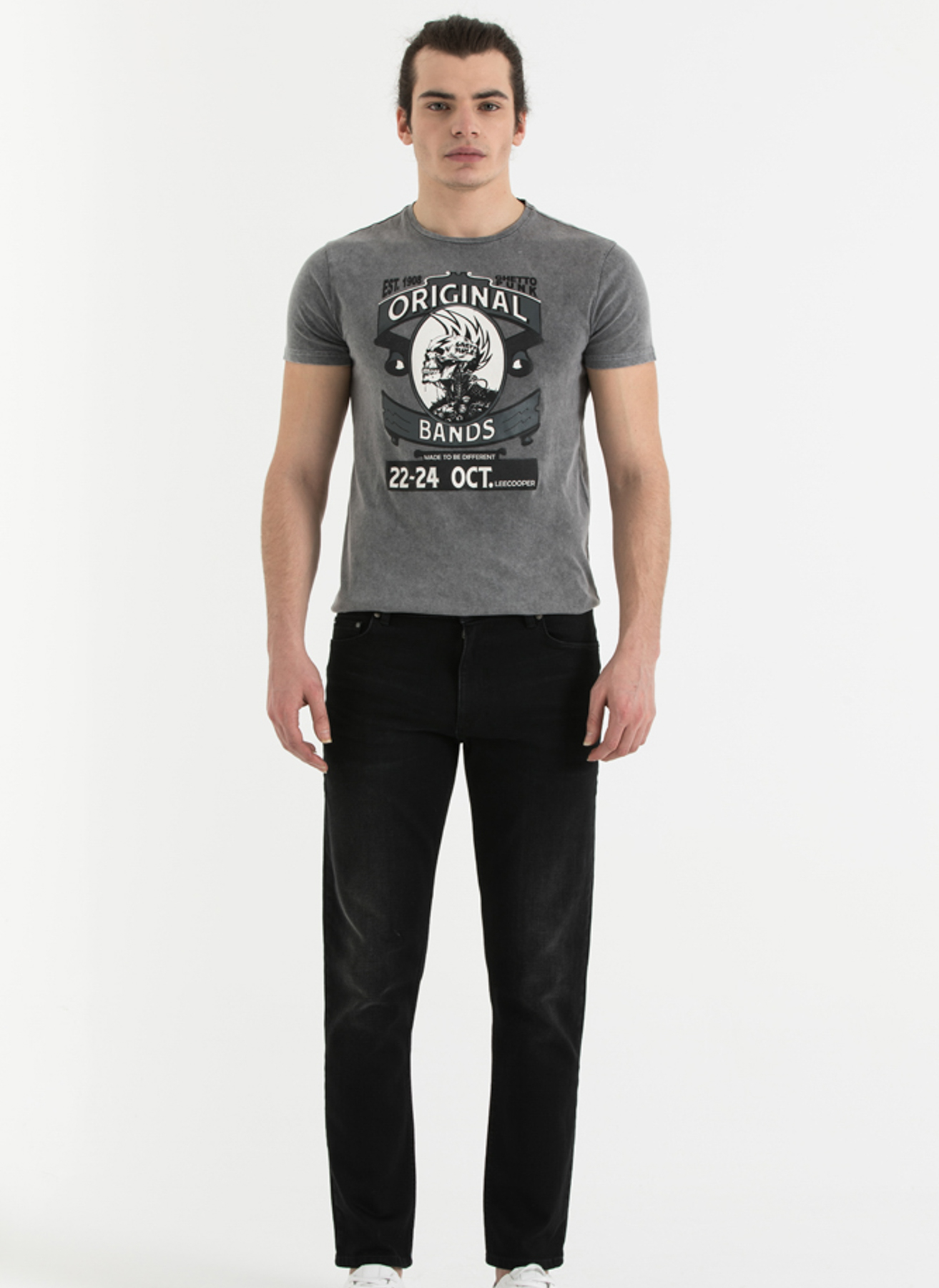 Lee Cooper Siyah Klasik Pantolon 33-32 5001699786008 Ürün Resmi