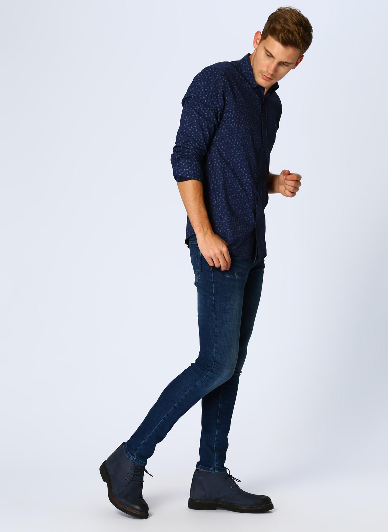 Lee Cooper Skinny Vizon Klasik Pantolon 29-31 5001699813003 Ürün Resmi