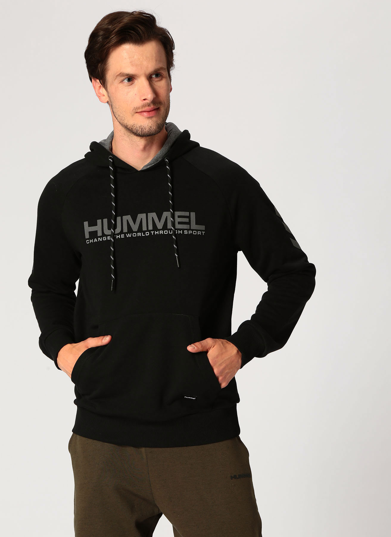 Hummel Siyah Sweatshirt L 5001700273001 Ürün Resmi