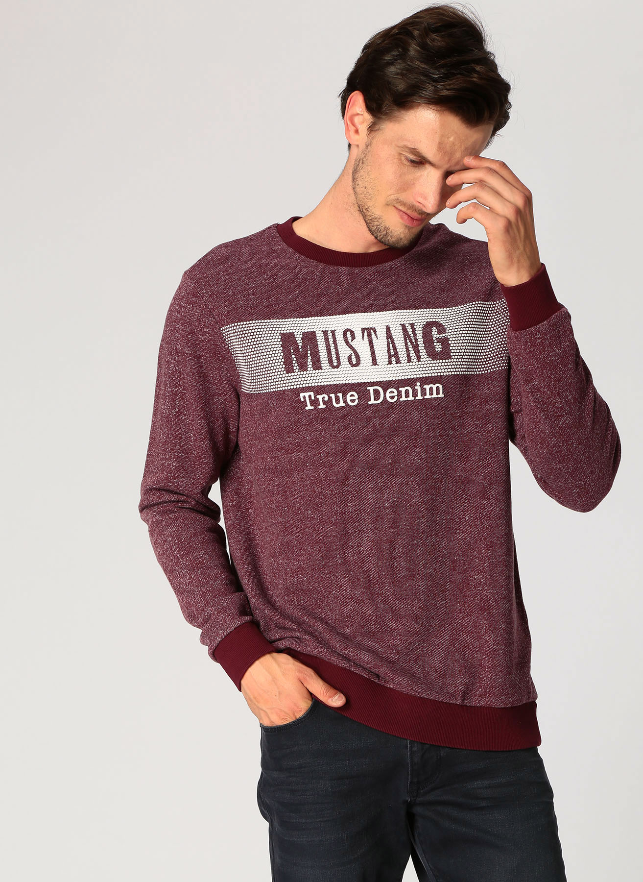 Mustang Sweatshırt XL 5001701718001 Ürün Resmi