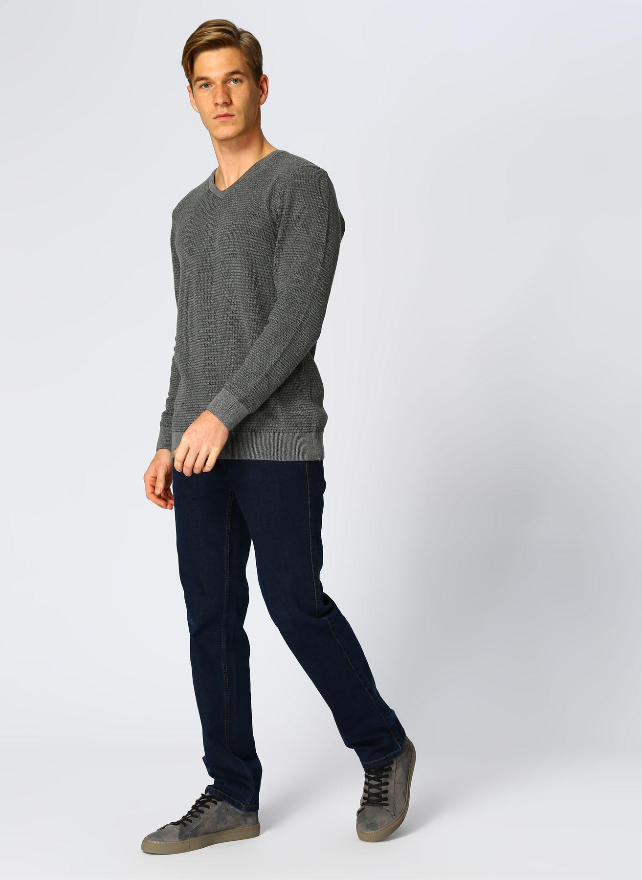 Mustang Koyu Lacivert Klasik Pantolon 32-34 5001702198001 Ürün Resmi